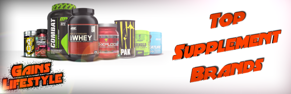 Supplement Deals – Gains Lifestyle